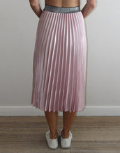 Load image into Gallery viewer, Frankie Pleated Skirt - Pink