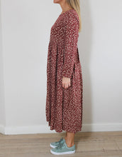 Load image into Gallery viewer, Mila Dress - Rust / Natural