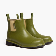 Load image into Gallery viewer, Merry People Bobbi Gumboots - Pear Green