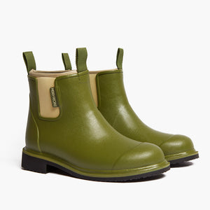 Merry People Bobbi Gumboots - Pear Green
