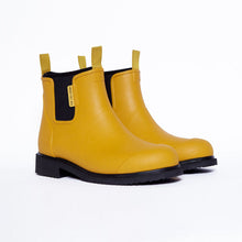 Load image into Gallery viewer, Merry People Bobbi Gumboots - Mustard