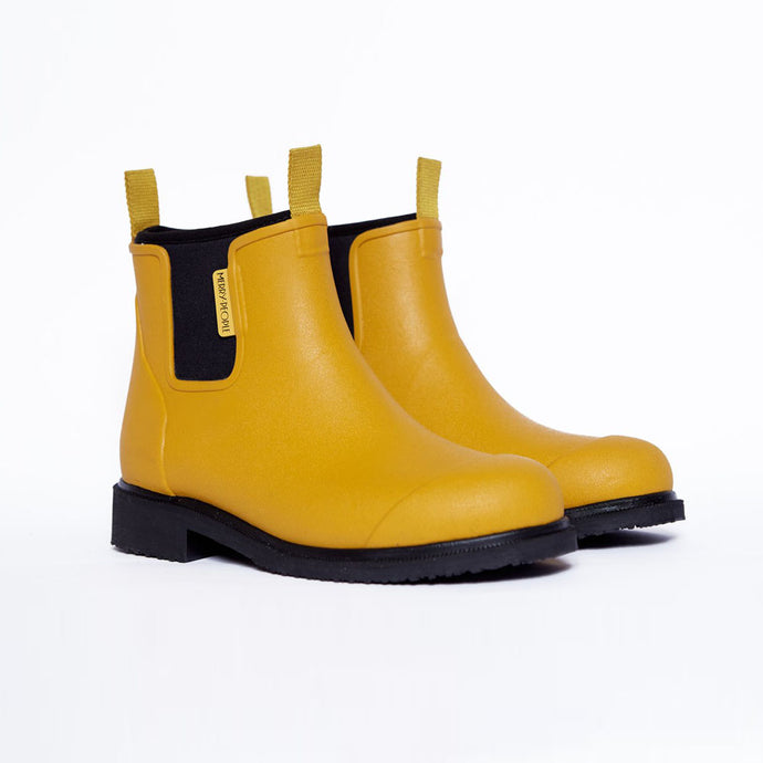 Merry People Bobbi Gumboots - Mustard