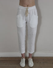 Load image into Gallery viewer, Little Lies Luxe Pants - White