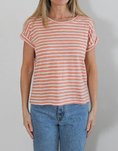 Load image into Gallery viewer, Little Lies Oscar Tee - Coral
