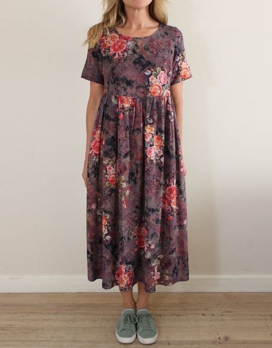 Indigo Leila Dress - Rose