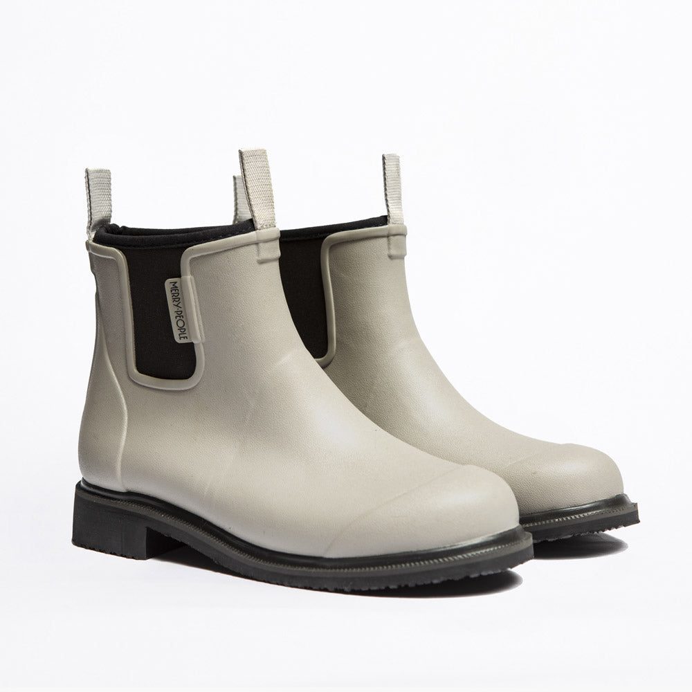 [PRE-ORDER] Merry People Bobbi Gumboots - Koala Grey