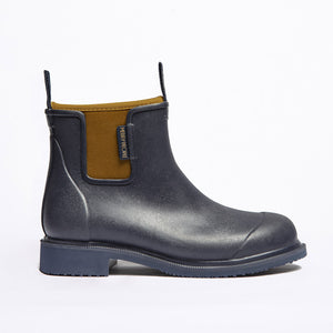 Merry People Bobbi Gumboots - Oxford Blue