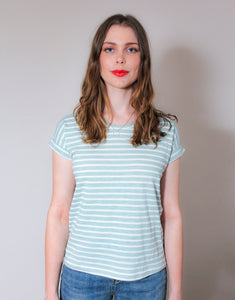 Little Lies Oscar Tee - Mint