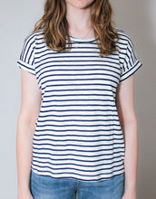 Load image into Gallery viewer, Little Lies Oscar Tee - Navy