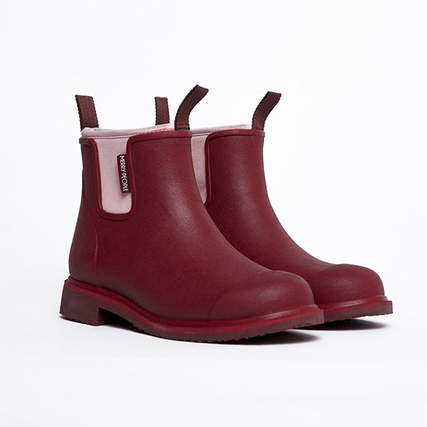 Merry People Bobbi Gumboots - Beetroot