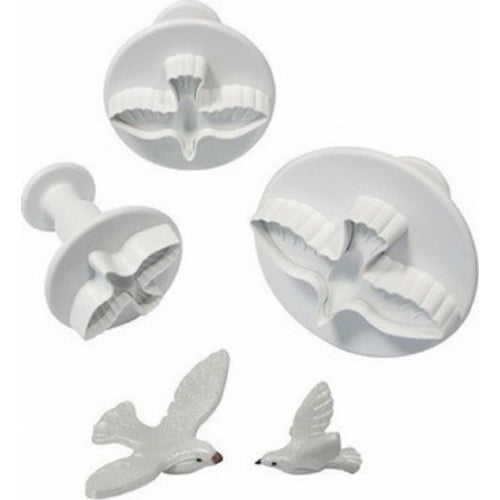 3PC Bird Plunger Cutter Set