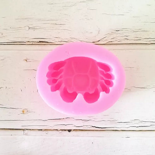 Silicone Mould - 3D Crab