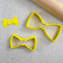 Custom Cookie Cutters 3D Embosser and Cutter Set - Bow
