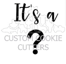 Custom Cookie Cutters Embosser - Its a?