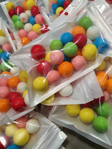 Coloured Gobstoppers - Approx 20pk