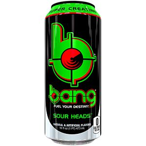 Bang Energy Drink - Sour Heads