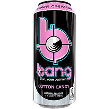 Bang Energy Drink - Cotton Candy