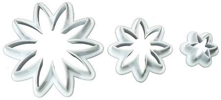 3PC Daisy Flower Cutter