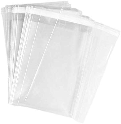 72PK Self Sealing Cookie Bag - 16cm x 12cm