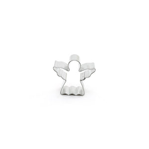 Cookie Cutter - Mini Angel 1.75""