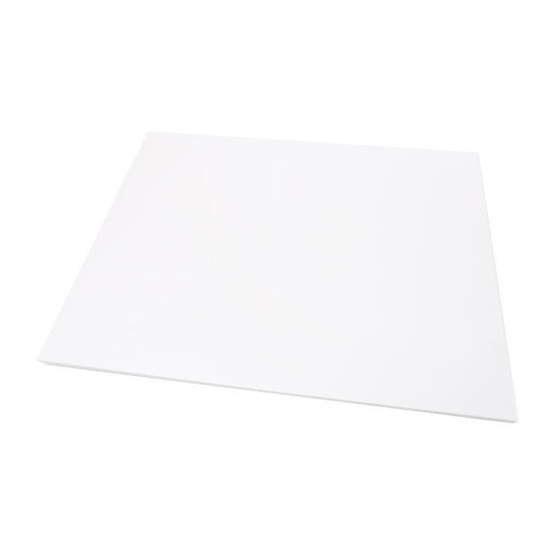14inch x 18inch (35 x 45) Rectangle 5mm Cake Board - White