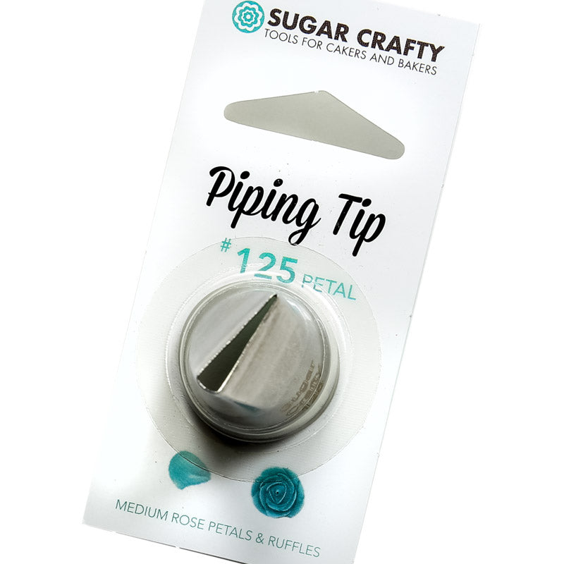 Sugar Crafty Piping Tip - #125