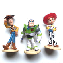 3PC Toy Story Figurine Set