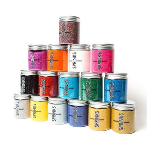 Sprinks Sanding Sugar 85g - Rainbow