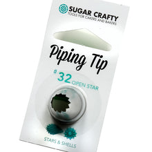 Sugar Crafty Piping Tip - #32