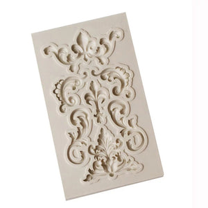 Silicone Mould - Assorted Swirl Set