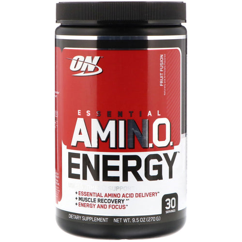 Amino Energy 30 Serves - Fruit Fusion
