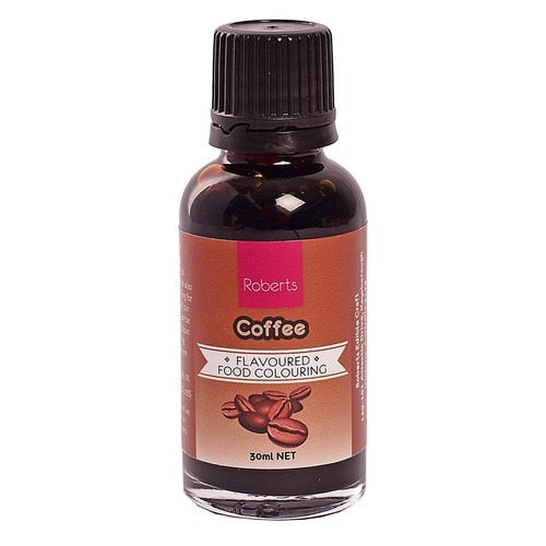 30ml Roberts Flavour Colour - Coffee