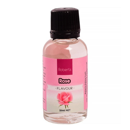 30ml Roberts Flavour - Rose