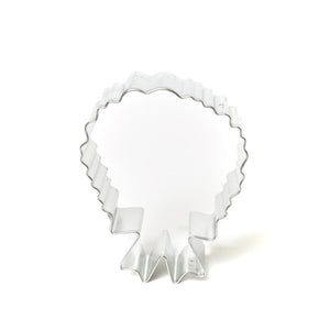Cookie Cutter - Christmas Wreath 4""