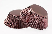 #550 Large Metallic Foil Cupcake Cases - Approx 100 - Assorted Colours