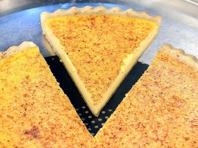 Custard Tart Mix