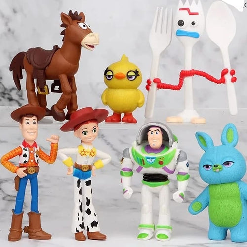 2019 Toy Story Figurine Set