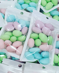 Pastel Sugar Coated Almonds