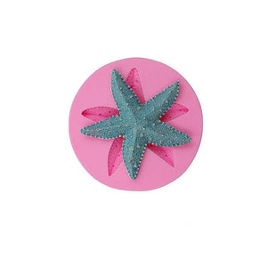 Silicone Mould - Giant Starfish