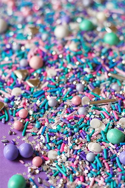 60g Sprinkle Mix - Mermaid Haven
