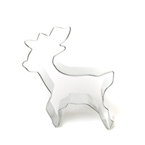 Cookie Cutter - Large Reindeer 5""