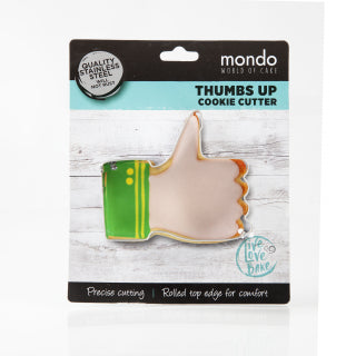 Mondo Cookie Cutter - Thumbs Up