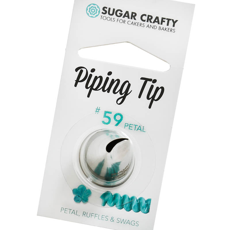 Sugar Crafty Piping Tip - #59