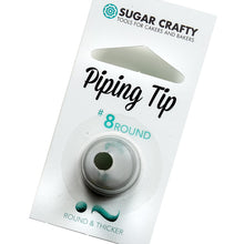 Sugar Crafty Piping Tip - #8