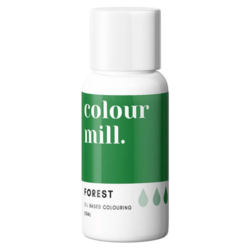 20ml Colour Mill Oil Based Colour - Forest
