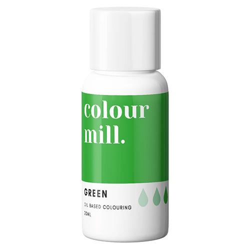 20ml Colour Mill Oil Based Colour - Green