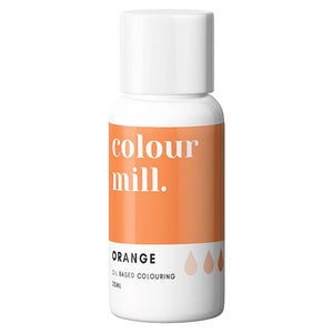 20ml Colour Mill Oil Based Colour - Orange