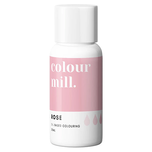 20ml Colour Mill Oil Based Colour - Rose Pink