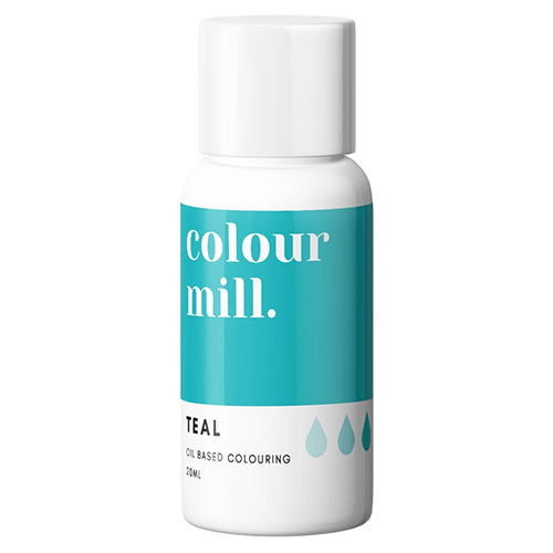20ml Colour Mill Oil Based Colour - Teal