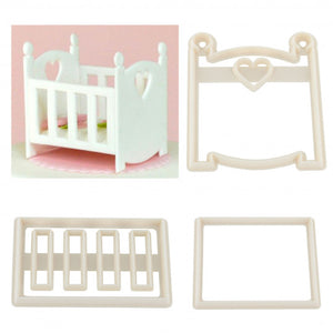 Baby Cot Cutter Set